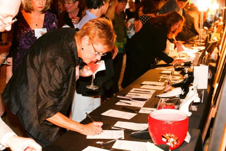 Silent Auction + Live Auction = Bigger Profits
