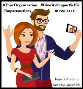 Impact AUctions Selfie