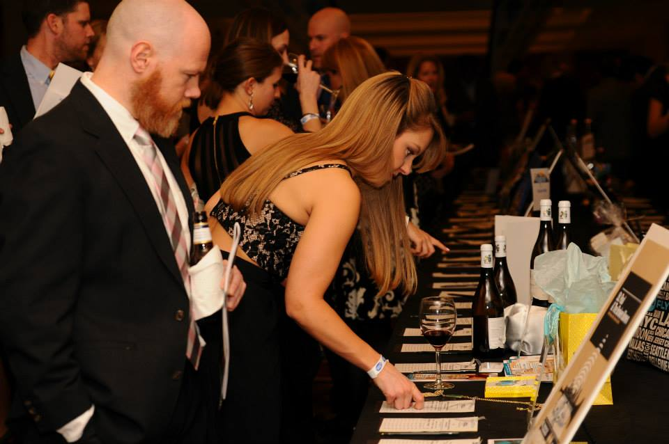 Silent Auction: Give Guests a TIME OUT