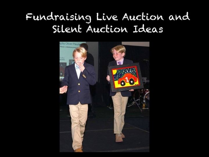 live auction silent auction.001