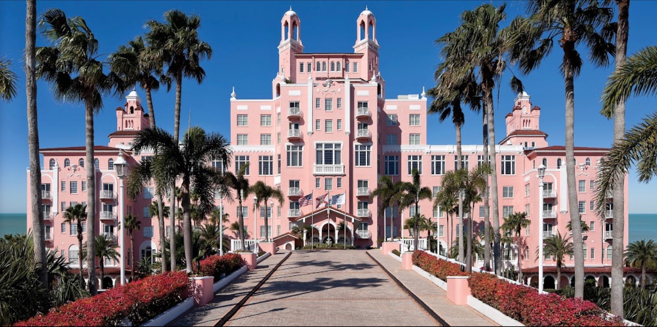 Don Cesar Resort and Spa Auction Fundraising Package